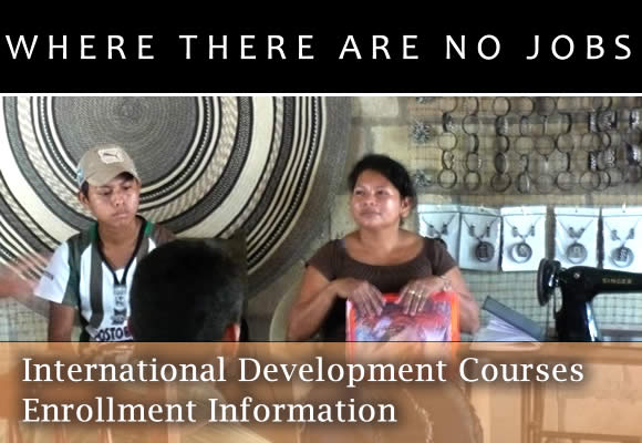 International Development Classes